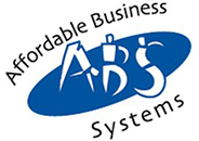 Affordable Business Systems Retina Logo